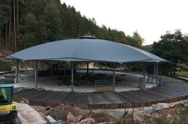 1. Roundhouse (Mutterkuhstall) in Bayern