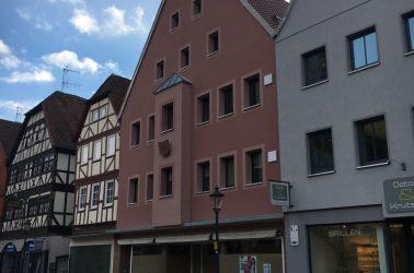 Kernsanierung Kaufhaus Altstadt Gemünden