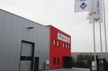 Firmengebäude Mainfrankenpark, Dettelbach